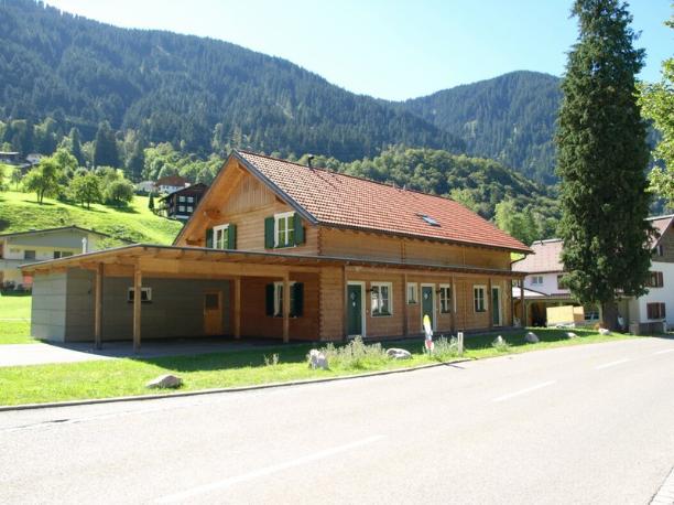 Klostertal, Urlaub, Gästehaus